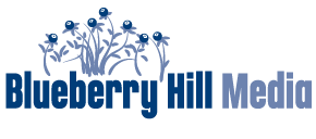 Blueberry Hill Media Logo